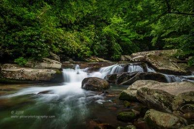 Cascades of Summer 2
