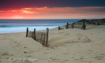 Outer Banks Reflections