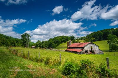Rural Virginia Canon 5D Mk3, 24-70mm f/2.8LII, Singh-Ray Color Combo Polarizer