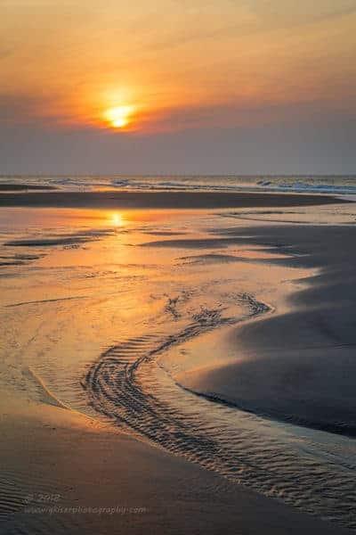 Tailing a Sunrise