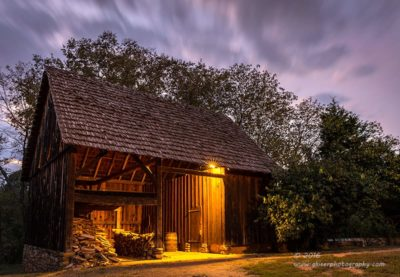 """""""The Woodshed"""",  Canon 5D Mk3, 24-70mm f/2.8L Mk2, Singh-Ray Color Combo Polarizer"""