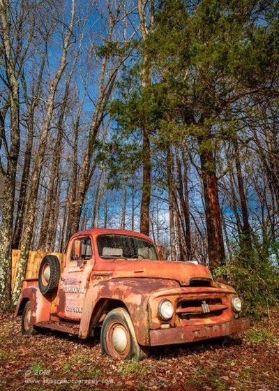 All Trucks Go to Heaven Canon 5D Mk3, 24-70mm f/2.8L Mk2, Singh-Ray Color Combo Polarizer