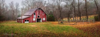 Quilted Barn 5 Stitched images Canon 5D Mk3, 24-70mm f/2.8LII, Singh-Ray Color Combo Polaizer,