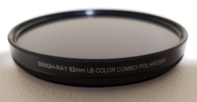 Singh-Ray 82mm LB Color Combo Polarizer Std