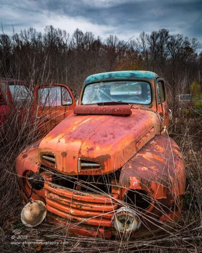 """""""Cracked and Broken"""",   Canon 5D Mk3, 16-35mm f/2.8L Mk2, Singh-Ray Color Combo Polarizer, Galen Rowell 2-Stop Soft Edge ND Grad"""