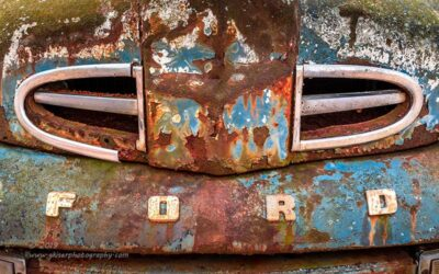 """""""Ford Snout"""",   Canon 5D Mk3, 24-70mm f/2.8L Mk2, Singh-Ray Color Combo Polarizer"""