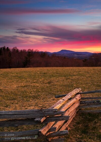 """Virginia Sunrise"","