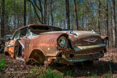 """Rusted in Ruin"",   Canon 5D Mk3, 24-70mm f/2.8L Mk2, Singh-Ray Color Combo Polarizer"