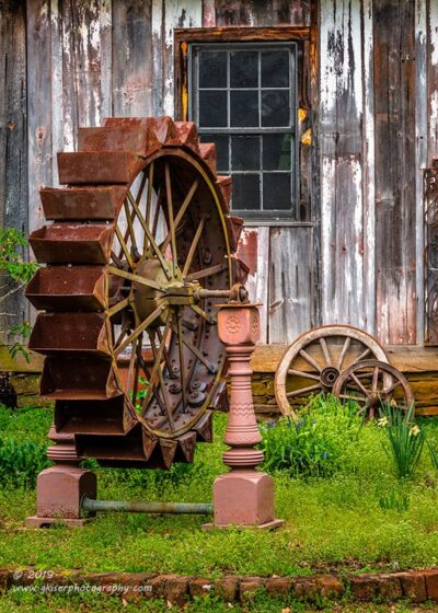 """Wheels Through Time"",   Canon 5D Mk3, 70-200mm f/2.8L Mk 2, Singh-Ray Color Combo Polarizer"