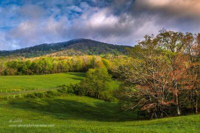 """Appalachian Spring"",   Canon 5D Mk3, 24-70mm f/2.8L Mk 2, Singh-Ray Color Combo Polarizer"