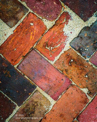 """Brick Puzzle"",   Canon 5D Mk3, 24-70mm f/2.8L Mk2, Singh-Ray Color Combo Polarizer"