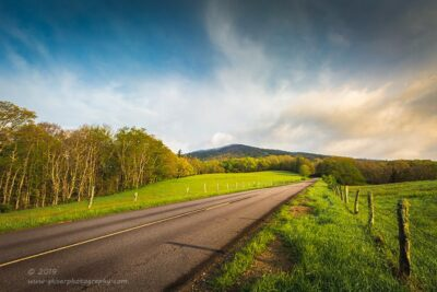 """Just Down the Road"",   Canon 5D Mk3, 16-35mm f/2.8L Mk2, Singh-Ray Color Combo Polarizer"