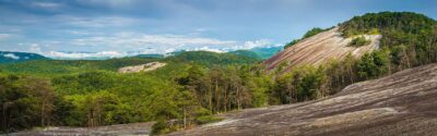 """Stone Mountain Slumber"",   Canon 5D Mk3, 70-200mm f/2.8L Mk2, Singh-Ray Color Combo Polarizer, 12 Images stitched together in Lightroom"