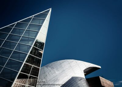 """Urban Geometry"",   Canon 5D Mk3, 24-70mm f/2.8L Mk2, Singh-Ray Color Combo Polarizer and Mor-Slo 10-Stop ND Filter"