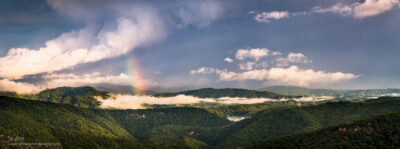 """""""Let the Light In"""",   Canon 5D Mk3, 70-200mm f/2.8L Mk2, 7 image pano stitched in Lightroom"""