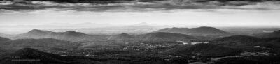"""Limitless Horizons"",   Canon 5D Mk3, 70-200mm f/2.8L Mk2, 10 images stitched together and converted to B&W in Lightroom"