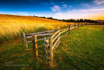 """Summer's Warmth"",   Canon 5D Mk3, 16-35mm f/2.8L Mk2, Singh-Ray Galen Rowell 3-stop hard, and 2-stop soft edge ND Grads"