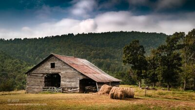 """Tin Roof Memories"",   Canon 5D Mk3, 24-70mm f/2.8L Mk2, Singh-Ray Color Combo Polarizer, Galen Rowell 2-stop hard edge ND Grad"
