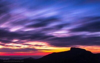 """Under a Technicolor Sky"",   Canon 5D Mk3-24-70mm f/2.8L Mk2, Singh-Ray Mor Slo 5-stop ND Filter"