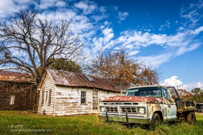 """Ford Sale"",  Canon 5D Mk3, 16-35mm f/2.8L Mk2, Singh-Ray Galen Rowell 2-stop soft edge ND Grad"