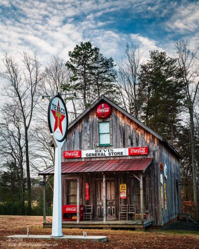"""Bevis General Store"",   Canon 5D Mk3, 24-70mm f/2.8L Mk2, Singh-Ray Color Combo Polarizer"