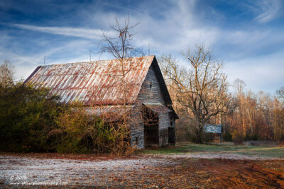 """Crisp Winter Morning"",   Canon 5D Mk3, 24-70mm f/2.8L Mk2, Singh-Ray Color Combo Polarizer"