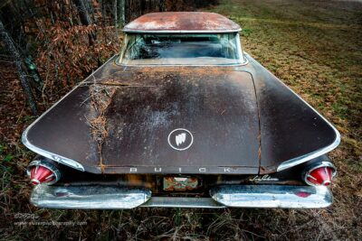 """Buick Got Back"",   Canon 5D Mk3, 16-35mm f/2.8L Mk2, Singh-Ray Color Combo Polarizer"