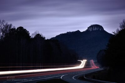 """""""Race to the Knob"""",   Canon 5D Mk3, 70-200mm f/2.8L Mk2, Singh-Ray Mor Slo 5-stop ND Filter, 121 seconds"""