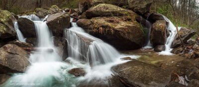 """""""The Lower Shoals"""",   Canon 5D Mk3, 24-70mm f/2.8L Mk2, Singh-Ray Color Combo Polarizer, 8 images stitched together"""
