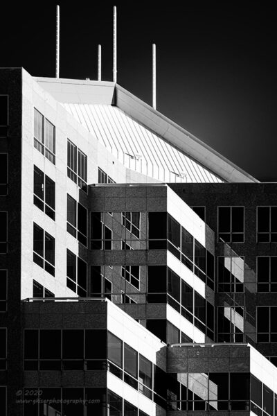 """A Matter of Perspective"",   Canon 5D Mk3, 70-200mm f/2.8L Mk2, Singh-Ray Color Combo Polarizer, Converted to B&W in Lightroom"