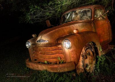 """""""Emerging Rust"""",   Canon 5D Mk3, 24-70mm f2/8L Mk2, No Filters, 161 seconds"""