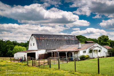 """Star of the Farm"",   Canon 5D Mk3, 24-70mm f/2.8L Mk2, Singh-Ray Color Combo Polarizer, Galen Rowell 3-stop soft ND Grad"