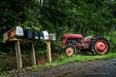 """Rural Route"",   Canon 5D Mk3, 24-70mm f/2.8L Mk2, Singh-Ray Color Combo Polarizer"
