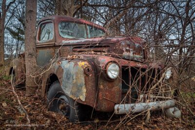 """""""A Mighty Ford"""",   Canon 5DS R, 24-70mm f/2.8L Mk2, Singh-Ray Color Combo Polarizer, Galen Rowell 3-stop soft ND Grad"""