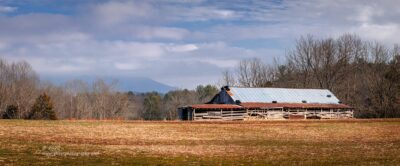 """""""Foothills Farming"""",   Canon 5DS R, 70-200mm f/2.8L Mk2, Singh-Ray Color Combo Polarizer, 8 image pano stitched in Lightroom"""