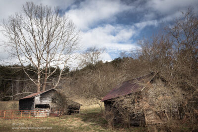 """""""Forgotten Shelter"""",   Canon 5DS R, 24-70mm f/2.8L Mk2, Singh-Ray Color Combo Polarizer"""