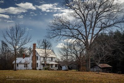 """""""Home on the Farm"""",   Canon 5DS R, 24-70mm f/2.8L Mk2, Singh-Ray Color Combo Polarizer"""