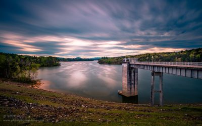 """""""Evening at the Lake"""",   Canon 5DS R, 16-35mm f/2.8L Mk2, Singh-Ray Color Combo Polarizer, Galen Rowell 2-stop soft ND Grad, 10-stop Mor-Slo ND Filter, 90 seconds"""