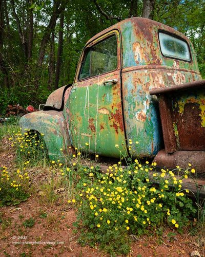 """""""Spring Patina"""",   Canon 5DS R, 24-70mm f/2.8L Mk2, Singh-Ray Color Combo Polarizer"""