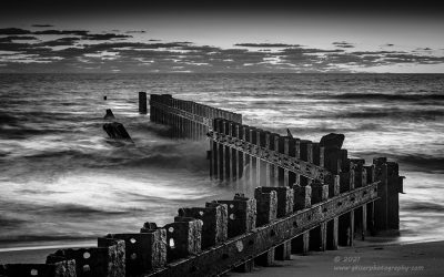 """""""Tumultuous"""",   Canon 5DS R, 70-200mm f/2.8L Mk2, Singh-Ray Daryl Benson 2-stop Reverse Grad, Converted to B&W in Lightroom"""