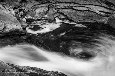 """""""Down We Go"""",   Canon 5DS R, 70-200mm f/2.8L Mk2, Singh-Ray Color Combo Polarizer, Converted to B&W in Lightroom"""
