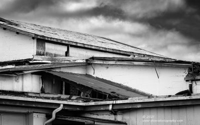 """""""Sheltered Layers"""",   Canon 5DS R, 70-200mm f/2.8L Mk2, Singh-Ray Color Combo Polarizer, Converted to B&W in Lightroom"""